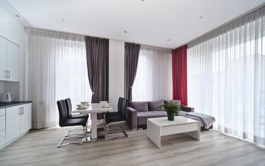 Wynajmę 2 pokojowy apartament znajdujący się w Legnica na 1 piętrze w budynku mPoint.