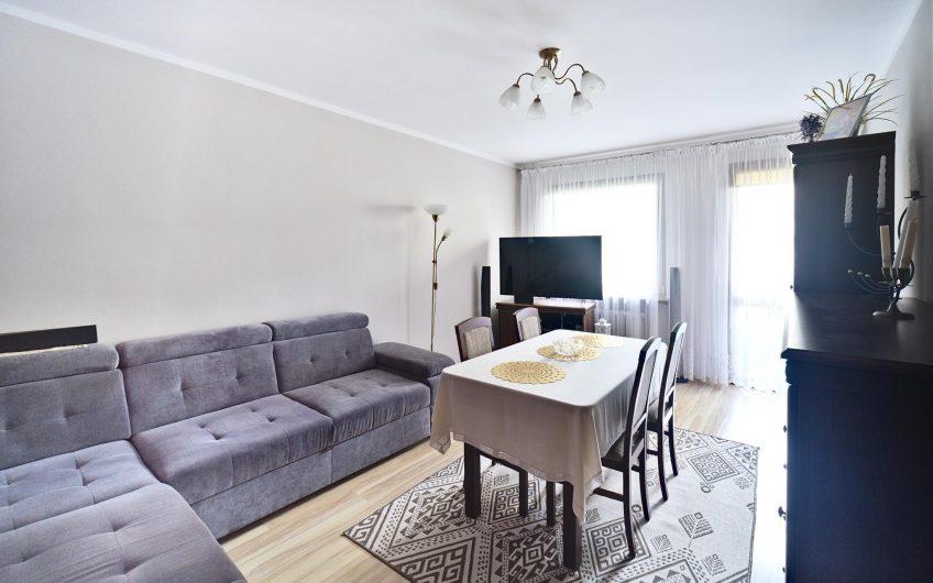 Oferuję na sprzedaż słoneczne 4 pokojowe mieszkanie na parterze w Złotoryi.