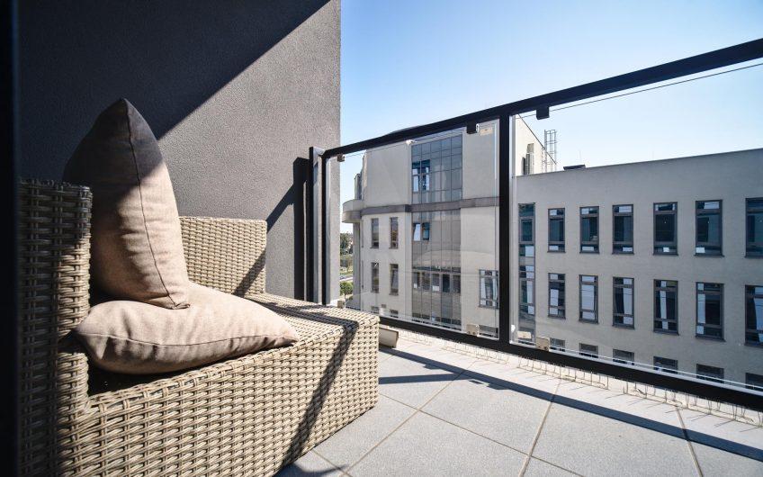 Wynajmę 2 pokojowy apartament-Legnica budynek MPoint